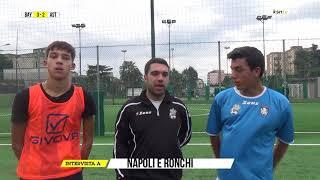 VOMERO CUP UNDER 16   2° GIORNATA BAYERN MINCHIEN VS ASTON BIRRA