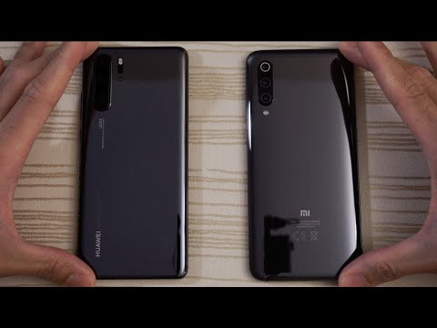 Huawei P30 Pro vs Xiaomi Mi 9 - Speed Test!