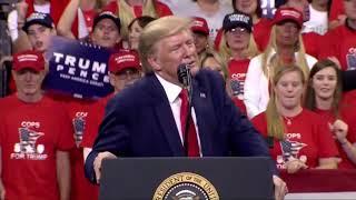 FULL SPEECH: Pres. Trump Rally at Target Center in Minneapolis