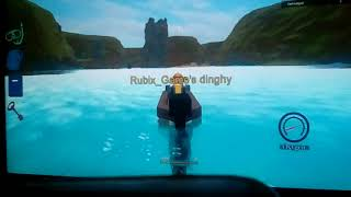 FINDING THE CELTIC NECKLACE| Roblox Scuba Diving At Quill Lake