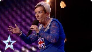 Preview: Ian and Anne take on Beyoncé   Britain's Got Talent 2016