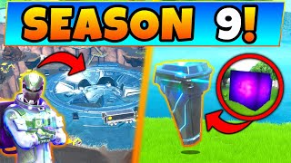 Fortnite SEASON 9: Aliens And Rune Event? (12 Clues & Theories In Battle Royale! )