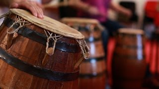 Groove workshop: West African music and dance