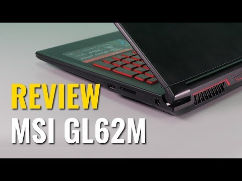 MSI Gaming Laptop (GL62M-7REX) Review | Kaby Lake, 1050TI