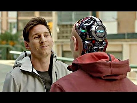 CRISTIANO RONALDO / LIONEL MESSI / NEYMAR JR (Funny/Best Commercials Compilation)
