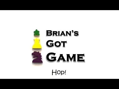 Brian's Got Game - HOP! Review