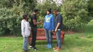 Badmans World 3 | I'm a Muslim not a terrorist | Humza Productions