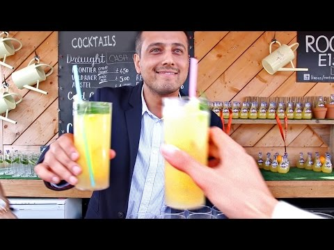 Drink & Meet with a Mixologist talking Cocktail Bars & Bartenders in London #AD