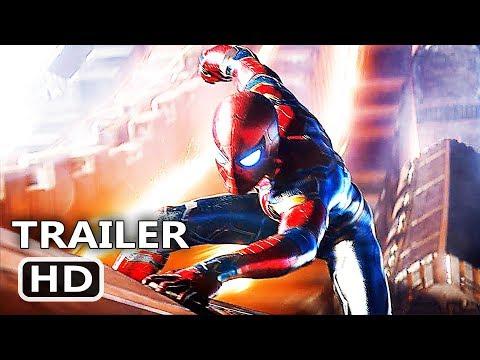 AVENGERS 3 INFINITY WAR International Trailer (2018) Superhero Marvel Movie HD