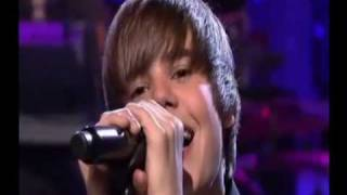 Justin Bieber - U smile Live in Mexico [HD]