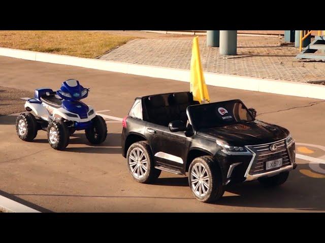 На водительские права будут учить с детского сада