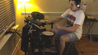 Foster The People   Pick U Up Drum Cover