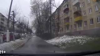 Безумные водители