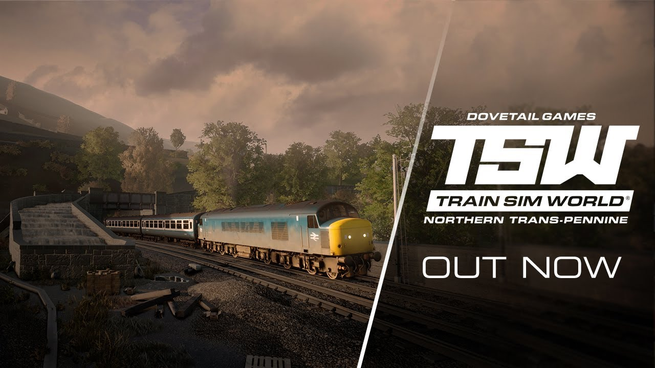 Train Sim World®: Northern Trans-Pennine: Manchester - Leeds Route Add-On video 1