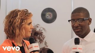 Labrinth - Interview - Live from Oxegen Festival 2013