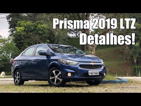 Chevrolet Prisma 2019 LTZ em detalhes - Falando de Carro