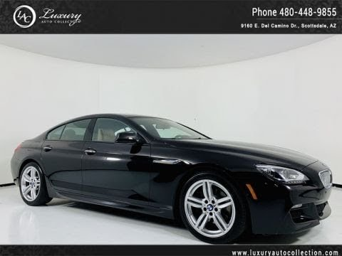 Pre-Owned 2015 BMW 6 Series 650i xDrive Gran Coupe