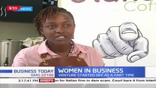 This is Africa's only Q Arabica coffee instructor, and it's a woman   WOMEN IN BUSINESS