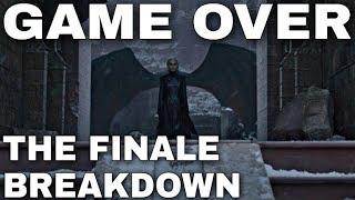 Game of Thrones Season 8 Finale Breakdown! - Game of Thrones Season 8 Episode 6 (Series Finale)