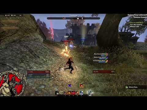 not Weekly anymore magblade pvp  The best class to play  — Elder
