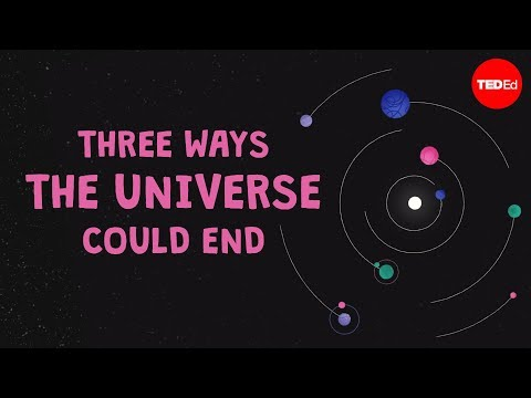 Three ways the universe could end – Venus Keus
