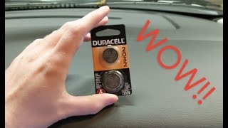 DURACELL 2032 BATTERY 2 PACK UNBOXING