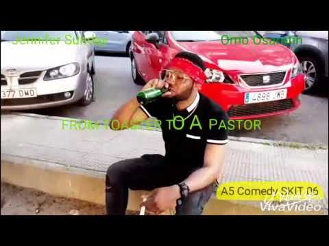 A5 Comedy SKIT 06 (FROM TOASTER TO A PASTOR)