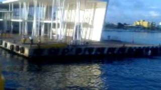 preview picture of video 'Ferry Cozumel, Quintana Roo'