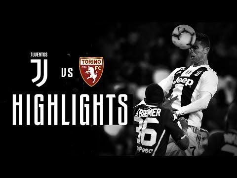 HIGHLIGHTS: Juventus vs Torino – 1-1 – Ronaldo secures Derby della Mole draw