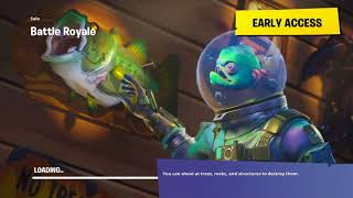Fortnight / Season 5 is about dionsaurs