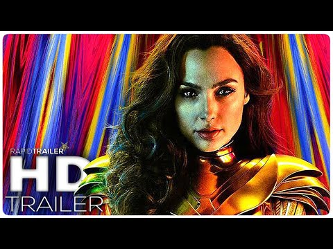 Wonder Woman 2: 1984 Trailer Starring Gal Gadot and Chris Pine