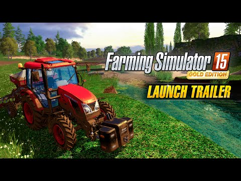 Farming Simulator 15 GOLD Edition – Launch Trailer thumbnail