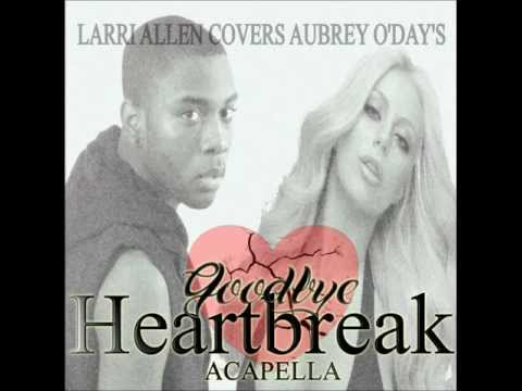 Aubrey O'Day - Goodbye Heartbreak (Acapella Cover)