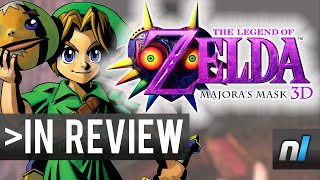 Majora's Mask 3D in Review - A Zelda Like no Other