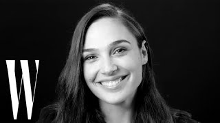 How Gal Gadot Went From Israeli Army To Miss Universe To Wonder Woman | Screen Tests | W Magazine