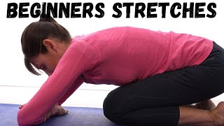 Beginners Stretching Exercises For General Flexibility - 10 MIN ROUTINE