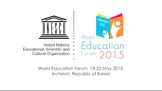 From Education for All to Education 2030 a Sustainable Development Goal