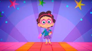 Четверо в кубе - Самая красивая - Серия 21 - музыкальные мультики для детей