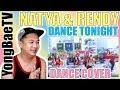 BCL & JFLOW 'DANCE TONIGHT' DANCE | OFFICIAL SONG OF ASIAN GAMES | Choreo by Natya Shina | Reaction