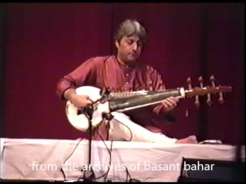 Ustad Amjad Ali Khan Ustad Zakir Hussain Raag Pilu/Kirwani and Ragmala Part 2 of 2