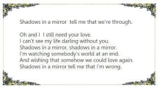 Chris Isaak - Shadows in a Mirror Lyrics