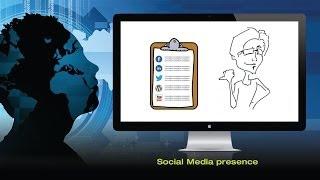 Social Media Presence - David's Story Part 5