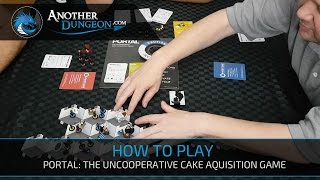 How to Play Portal: The Uncooperative Cake Acquisition Game - Episode 2 - Demo Game