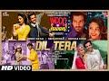 Dil Tera: Indoo Ki Jawani | Kiara Advani, Aditya Seal | Rochak Kohli Feat. Benny Dayal, Neeti Mohan