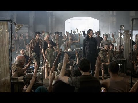 The Hunger Games: Mockingjay - Part 1 Movie Trailer