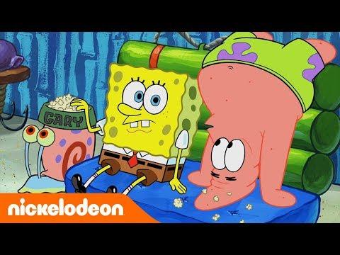 Spongebob Squarepants   Sahabat 💕  Nickelodeon Bahasa