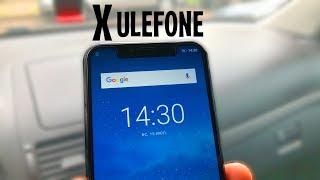 Смартфон Ulefone X 4/64GB White от компании Cthp - видео 1