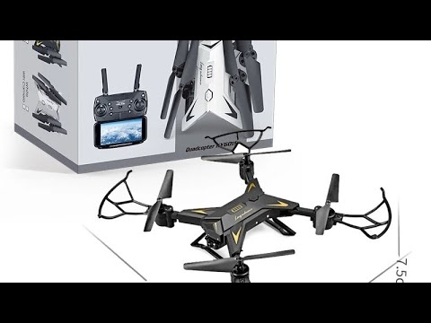 Селфи дрон T-REX KY601S с камерой HD / Selfie drone T-REX KY601S with HD camera