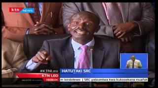 Muungano wa vyama vya wafanyikazi nchini-TUC Kenya yataka SRC kuondolewa katika katiba ya Kenya