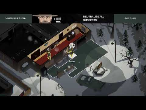 This Is the Police 2 - First Gameplay Trailer: 'A Tooth for a Tooth' thumbnail